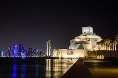 Museo del arte islámico, Doha, Qatar Imagen de archivo