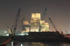 Museo del arte islámico en Doha Imagenes de archivo