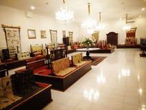 museo del batik Fotografia Stock