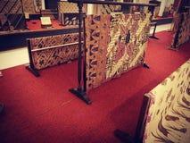 museo del batik Fotografie Stock Libere da Diritti