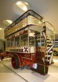 Museo del benz di Mercedes Immagini Stock