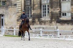 Museo del cavallo a Chantilly Fotografia Stock