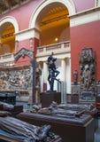Museo del centro espositivo V&A, Londra Fotografia Stock
