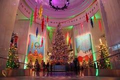 Museo del Chicago di scienza e di industria immagine stock libera da diritti
