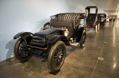 Museo del coche del ` s de América Fotos de archivo libres de regalías