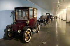 Museo del coche del ` s de América Fotografía de archivo libre de regalías
