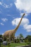 Museo del dinosaurio Imagen de archivo libre de regalías