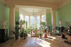 Museo del estado de Leninskiye Gorki, región de Moscú Imagen de archivo libre de regalías