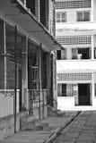 Museo del genocidio de Tuol Sleng s21, Phnom Penh, Camboya Foto de archivo libre de regalías