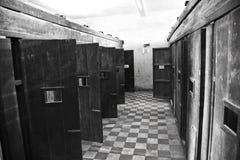 Museo del genocidio de Tuol Sleng s21, Phnom Penh, Camboya Fotografía de archivo