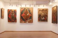 Museo del icono de Volyn Fotografía de archivo