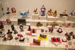 Museo del juguete de Warabekan en Tottori Japón 1 Imagen de archivo