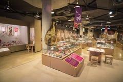 Museo del juguete de Warabekan en Tottori Japón 1 Fotografía de archivo