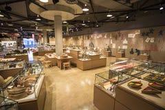 Museo del juguete de Warabekan en Tottori Japón 1 Fotografía de archivo libre de regalías