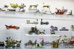 Museo del juguete en Munich Imagenes de archivo