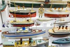 Museo del juguete en Munich Imagen de archivo libre de regalías