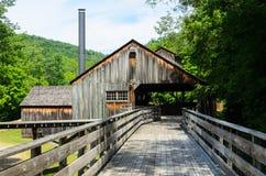 Museo del legname della Pensilvania fotografia stock libera da diritti