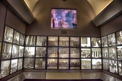 Museo del Lincoln memorial Fotografía de archivo