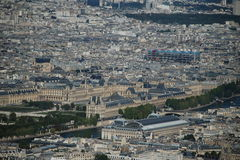 Museo del Louvre Fotografía de archivo libre de regalías