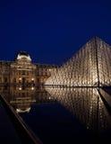 Museo del Louvre Imágenes de archivo libres de regalías