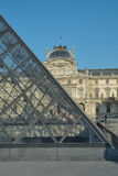Museo del louvre Royalty Free Stock Image