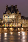 Museo del Louvre, París Foto de archivo
