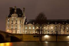 Museo del Louvre, París Imagen de archivo