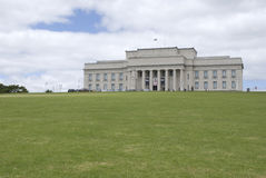 Museo del memoriale di guerra di Auckland Immagine Stock