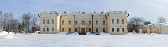 Museo del merletto in Vologda Immagine Stock
