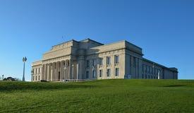 Museo del monumento de la guerra de Auckland Imagenes de archivo