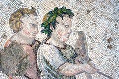 Museo del mosaico di Costantinopoli Fotografia Stock Libera da Diritti