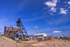 Museo del mundo de la explotación minera Imágenes de archivo libres de regalías