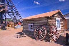 Museo del mundo de la explotación minera Fotos de archivo