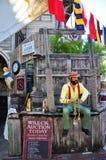 Museo del naufragio en Key West, la Florida foto de archivo
