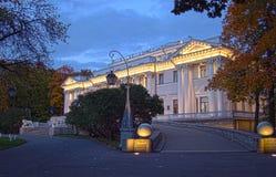 Museo del palazzo di Elagin Immagini Stock Libere da Diritti