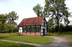 Museo del parco in Cloppenburg Germania immagine stock libera da diritti