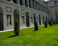 Museo del Prado Stock Photos