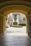 Museo del reloj en Szekesfehervar Imagenes de archivo