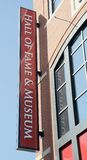 Museo del salón de la fama de los cardenales, St. Louis céntrico, Missouri Imagen de archivo