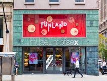Museo del sesso - NYC fotografia stock libera da diritti