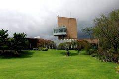 Museo del tè verde Fotografie Stock