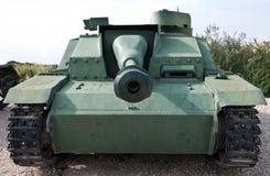 Museo del tanque de Latrun Imagenes de archivo