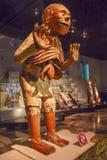 Museo del Templo δήμαρχος argyle γλυπτό στην Πόλη του Μεξικού Στοκ φωτογραφία με δικαίωμα ελεύθερης χρήσης
