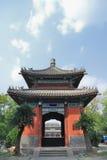 Museo del templo de Chengdu Wuhou Foto de archivo
