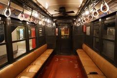 Museo 142 del tránsito de Nueva York Fotografía de archivo