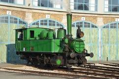 Museo del tren imágenes de archivo libres de regalías