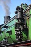 Museo del tren fotografía de archivo