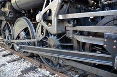 Museo del tren imagen de archivo libre de regalías