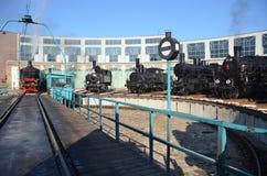 Museo del tren foto de archivo