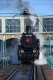 Museo del tren fotografía de archivo libre de regalías